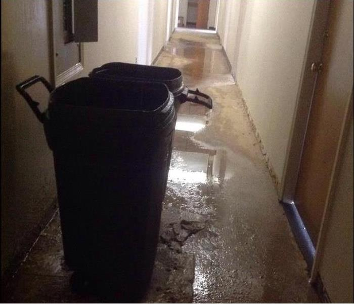 Water Damage in North Reading, MA