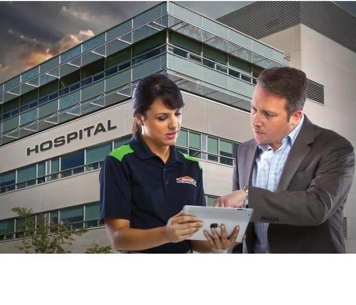 SERVPRO in the Healthcare Sector